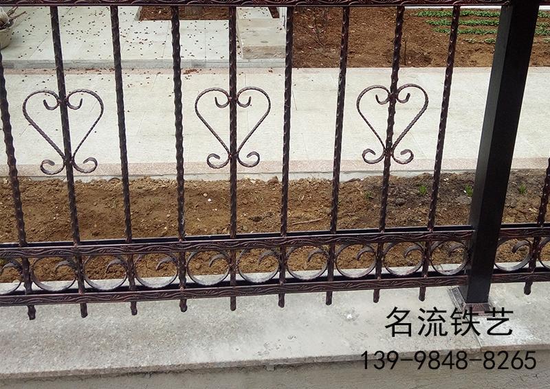 铁艺栏杆厂家