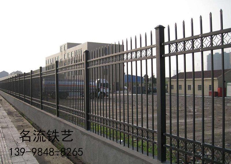 庄河锌钢围栏